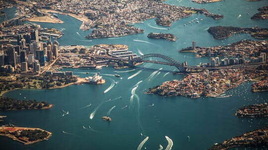 Ciudad de Sídney, Australia