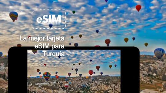 cappadocia-Turkey esim